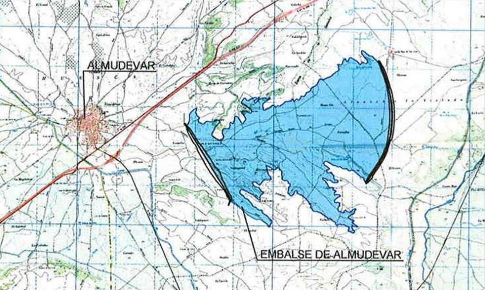 Imagen Embalse de Almudévar: la mayor obra hidráulica en marcha en España
