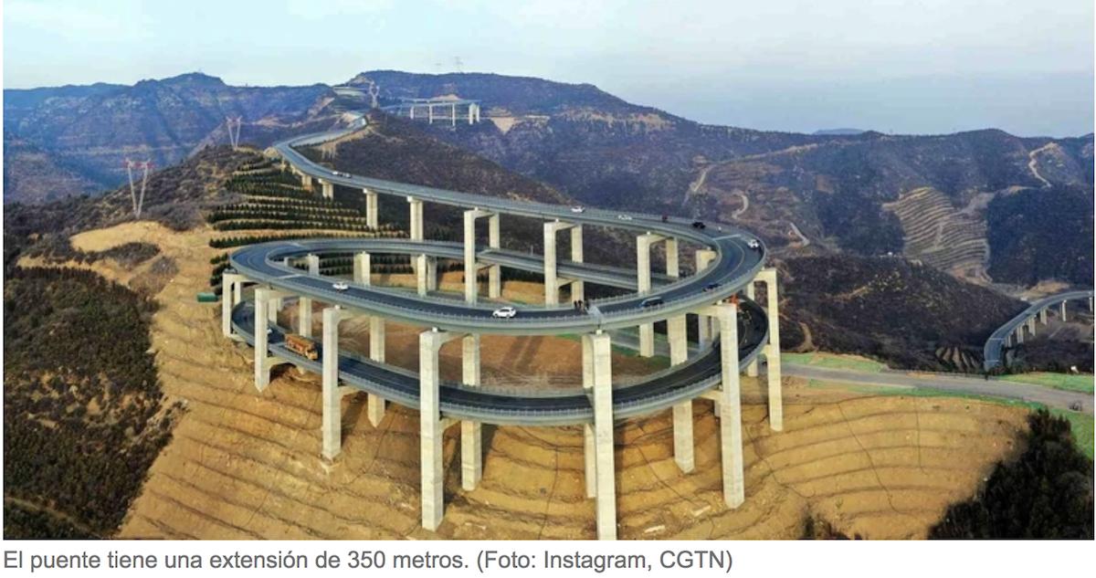 Imagen Puente dragón: una nueva joya de la ingeniería china