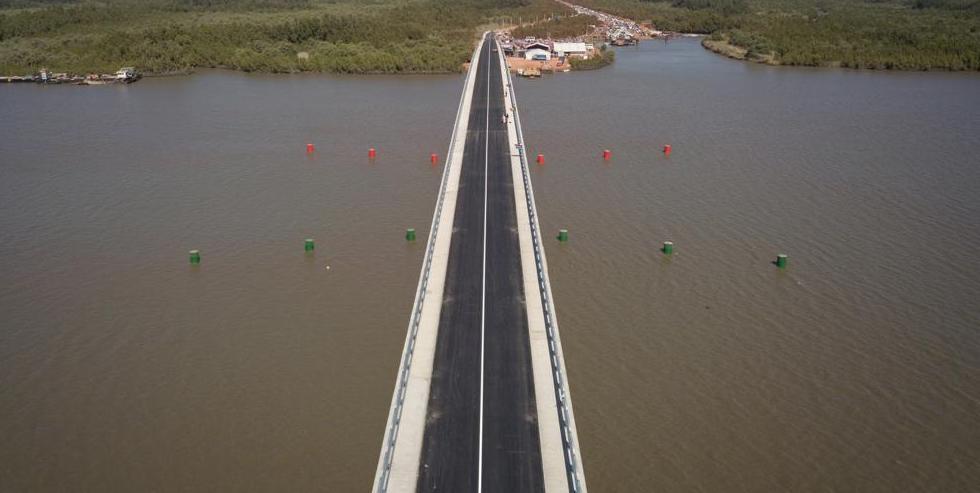 Imagen El puente de Senegambia: el primer paso para unir a África