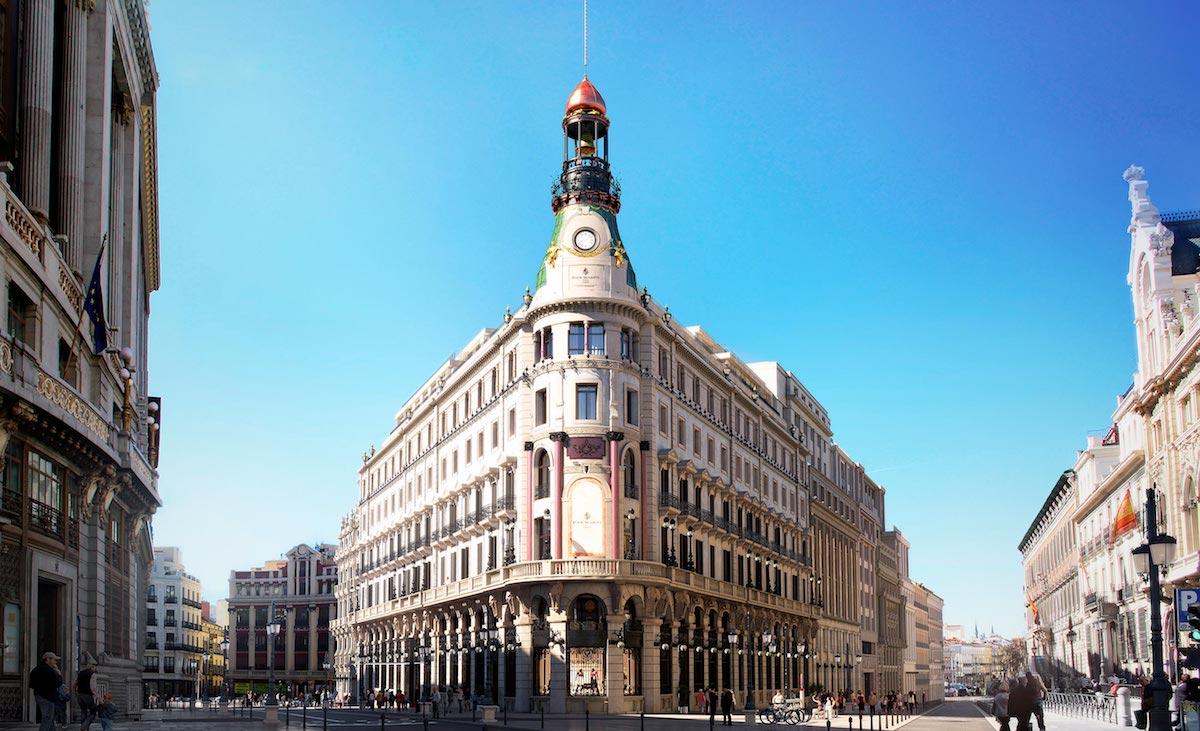 Imagen El nuevo Centro Canalejas de Madrid, certificado con LEED Gold