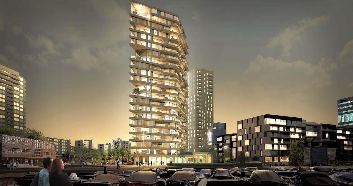 Imagen Los retos urbanos y medioambientales obligan a repensar los edificios de madera