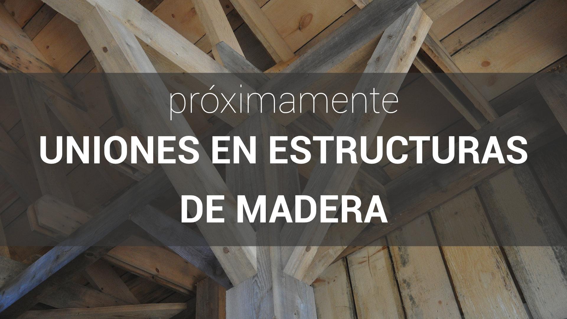 Colección de cursos de estructuras de madera