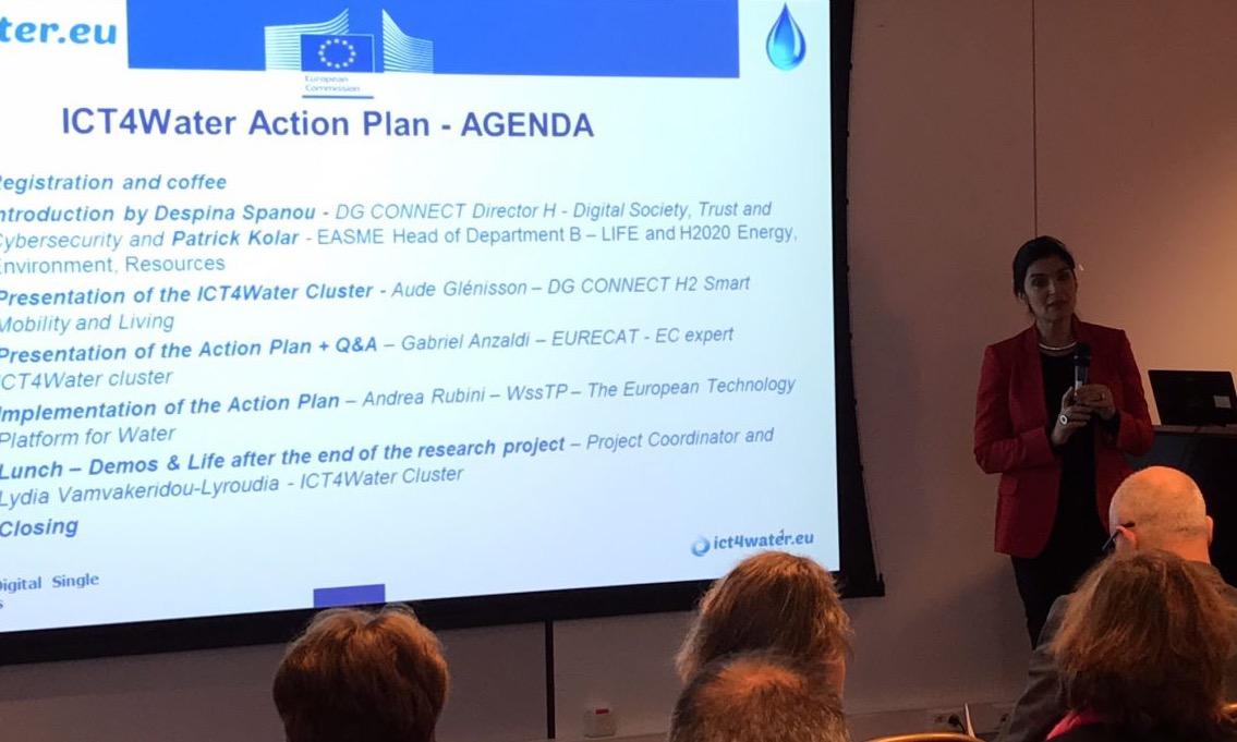 Imagen Europa avanza hacia un mercado único y digital del agua