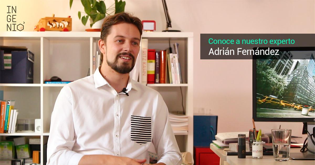 Imagen Entrevista a Adrián Fernández, experto en transporte y profesor de ingenio.xyz