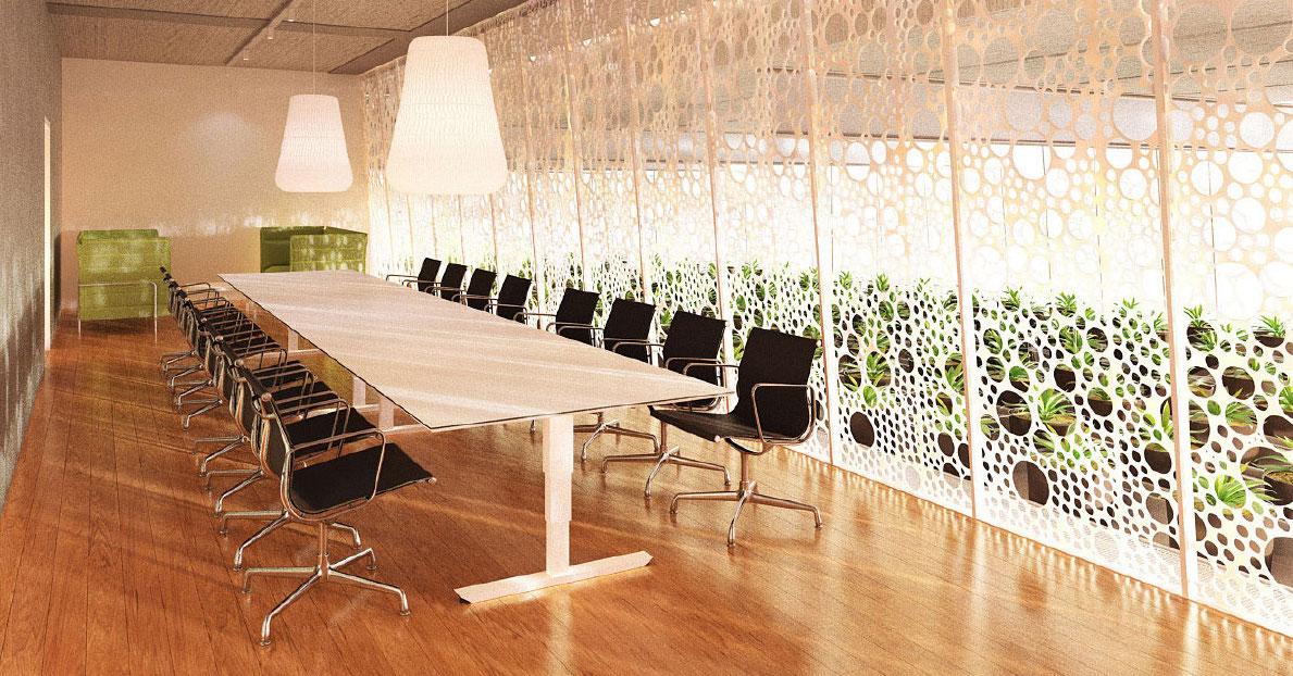 Imagen World Food Building, un rascacielos con invernadero vertical