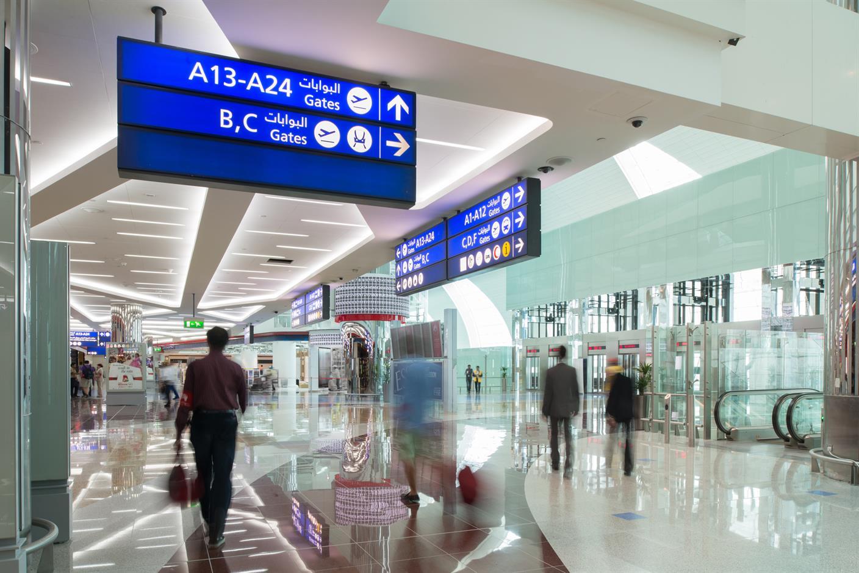 Imagen Tecnologías de construcción inteligente para ahorrar energía en los aeropuertos de Dubai