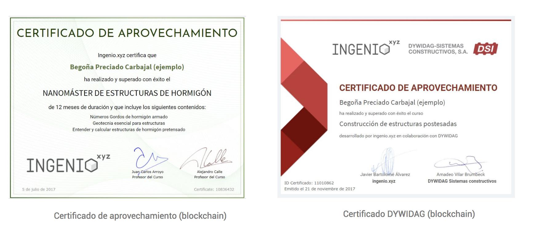 Imagen ¿Qué son y qué ventajas tienen los certificados blockchain?