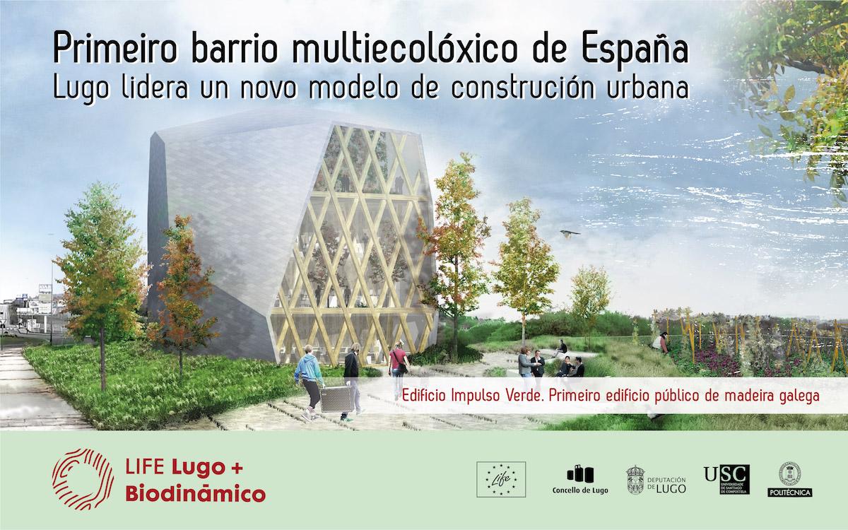 Imagen Life Lugo+Biodinámico: el triunfo de la madera gallega en construcción