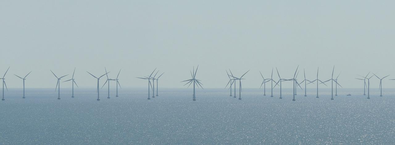 Imagen El primer gran parque eólico marino de España estará en Canarias