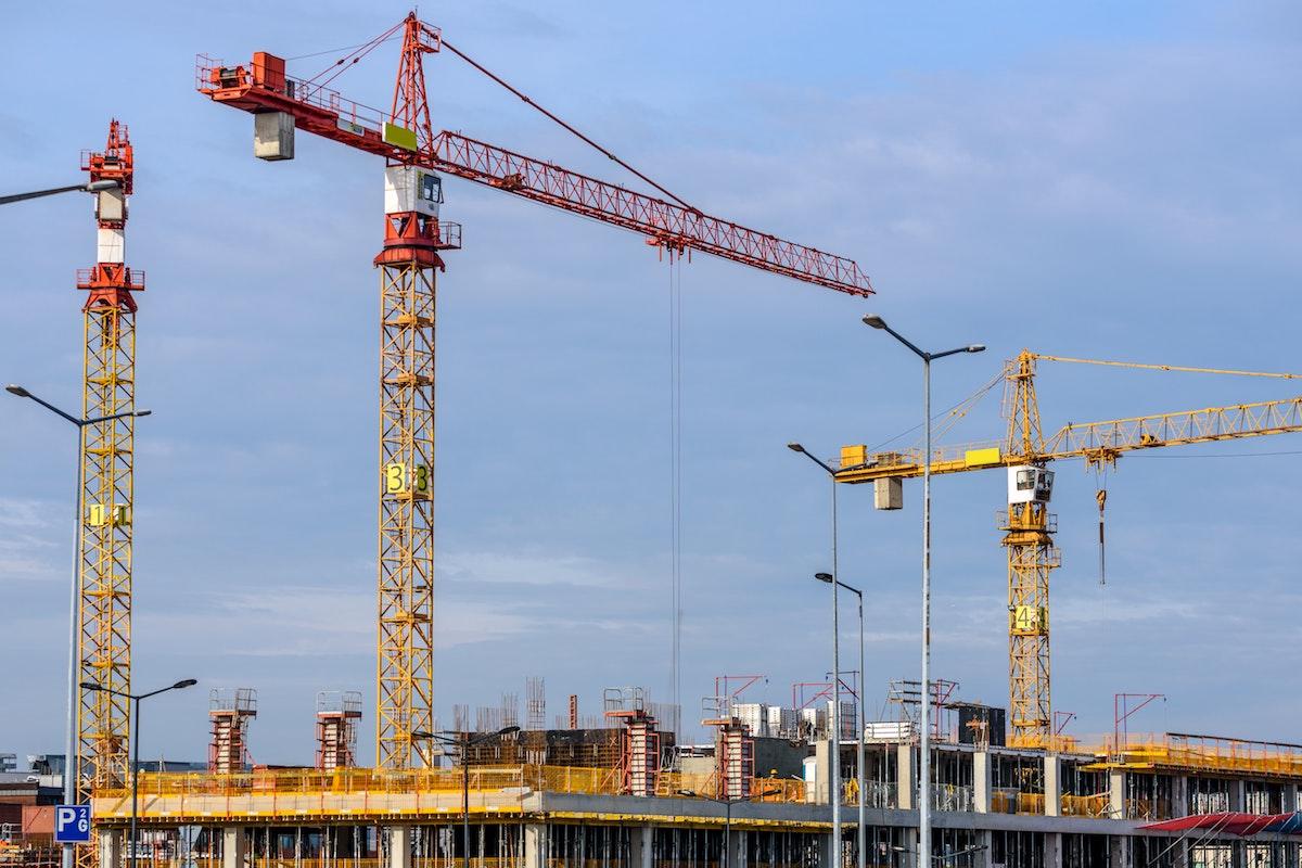 Imagen El residencial impulsa el empleo en el sector de la construcción