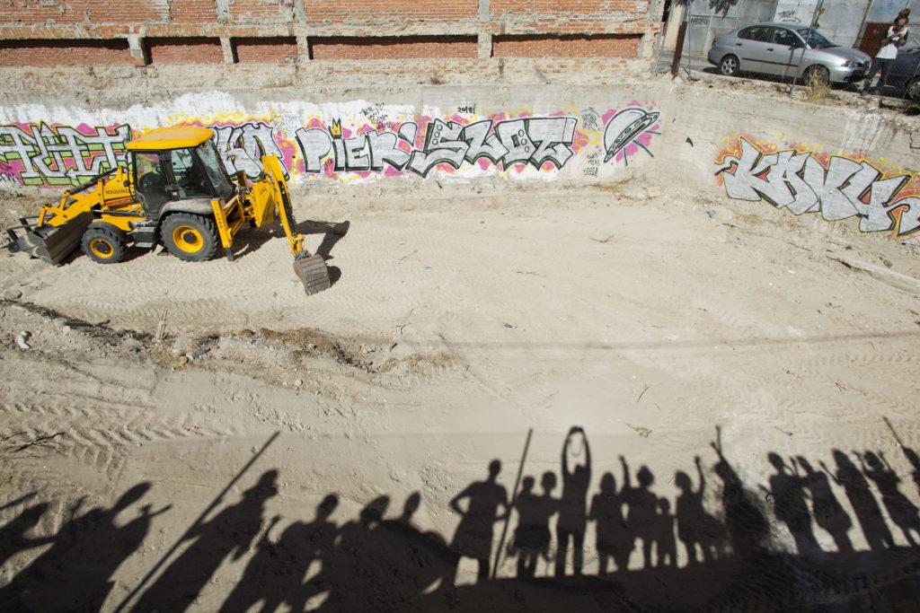 Imagen Se construye el primer edificio ecológico en derecho de uso en Madrid