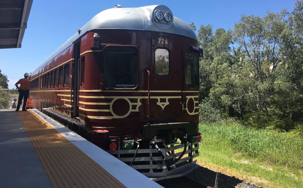 Imagen Australia acoge el único tren del mundo que funciona con energía solar