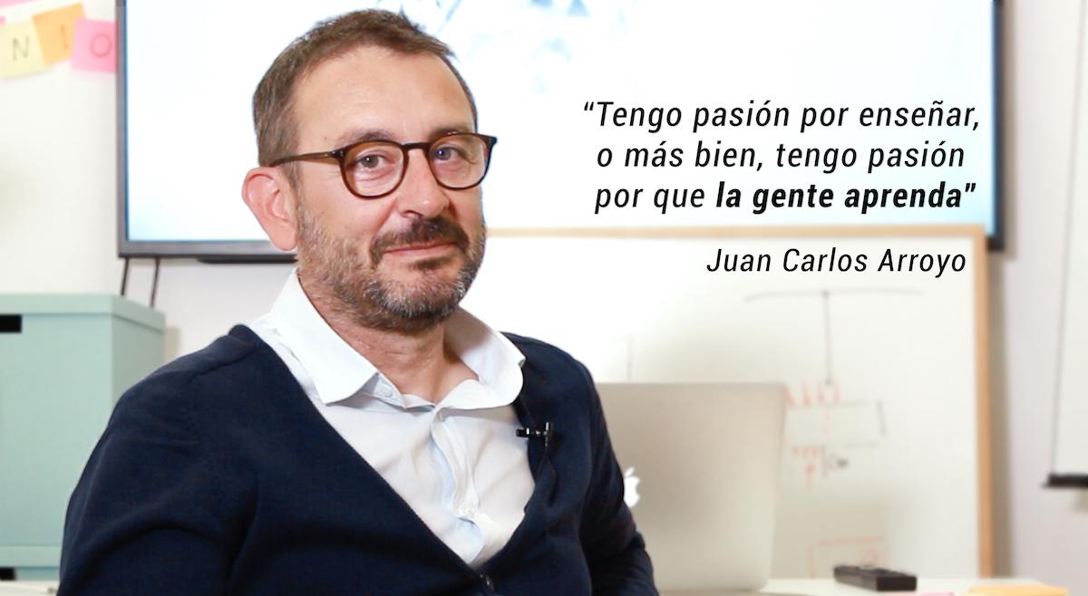 Imagen Entrevista a Juan Carlos Arroyo, experto en estructuras y autor del libro Números Gordos