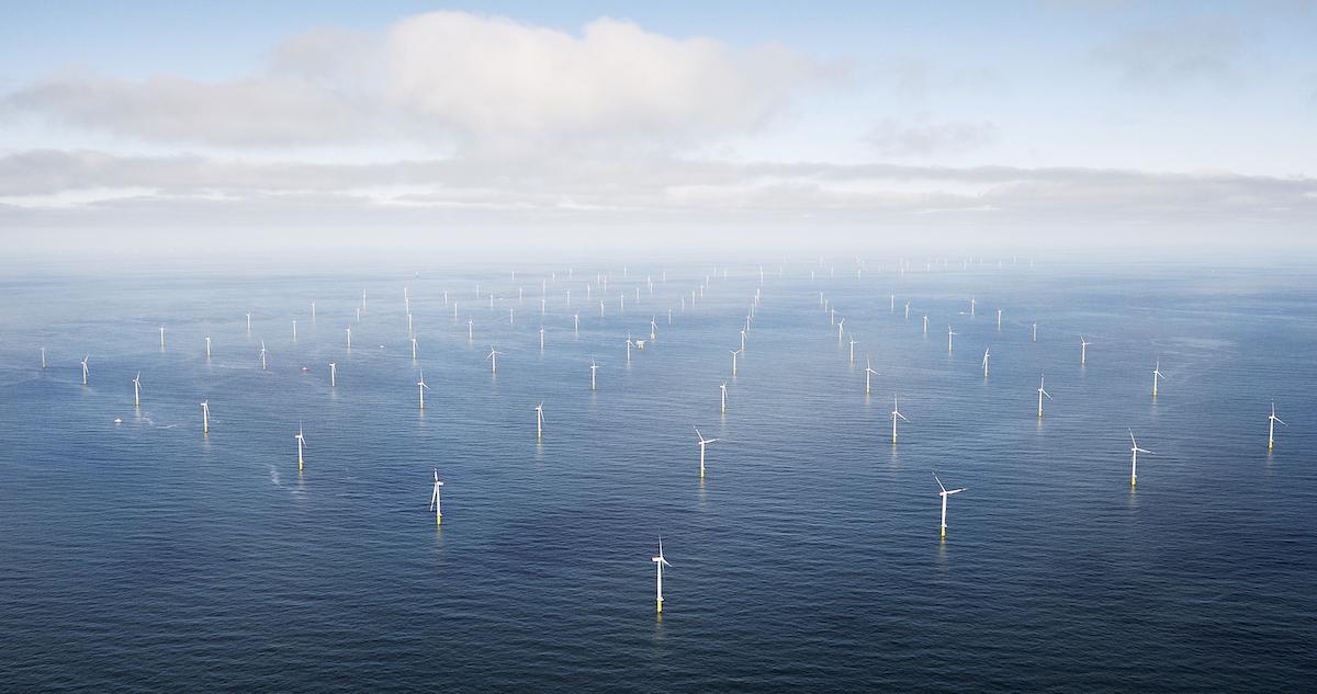 Imagen La eólica marina produce en UK más energía que la nuclear