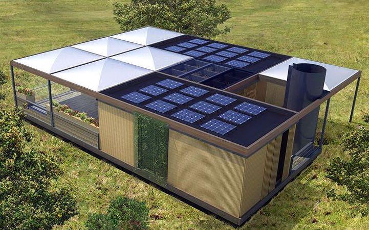 Imagen NexusHaus, la casa sostenible y asequible para todos