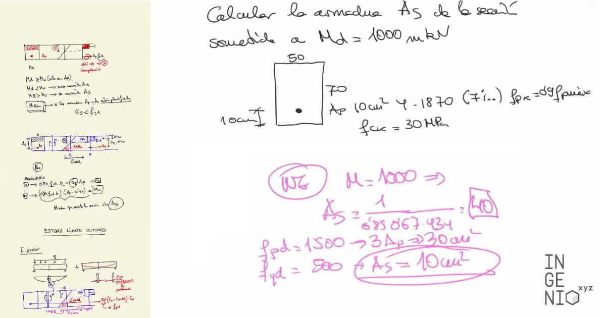 Imagen ¿Cómo estar seguro de tus cálculos de hormigón pretensado?