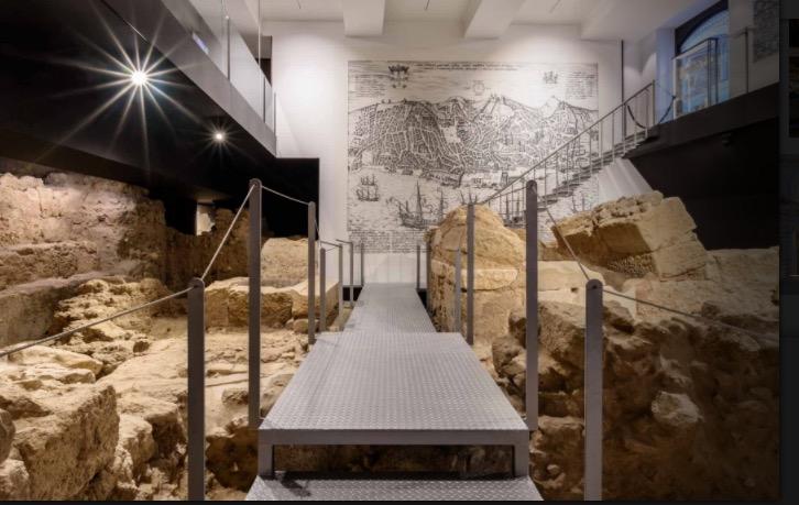 Imagen Complejas tareas de estabilización para convertir en hotel el patrimonio cultura de Lisboa