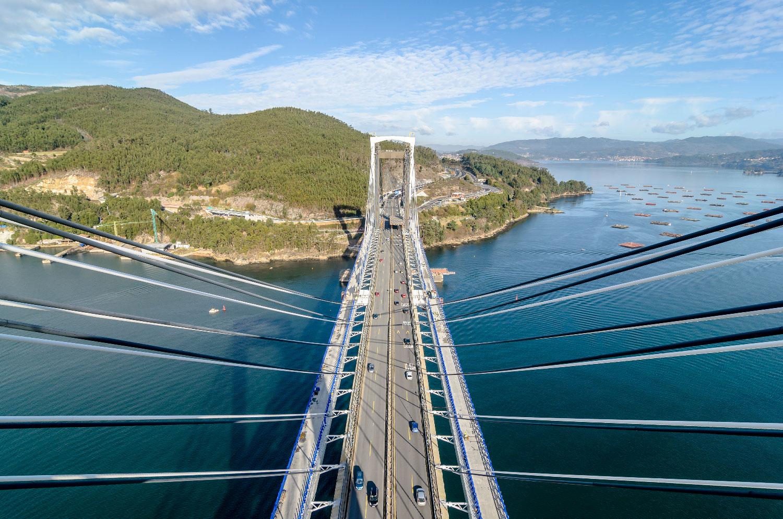 Imagen El puente de Rande (Vigo), el segundo mejor del mundo