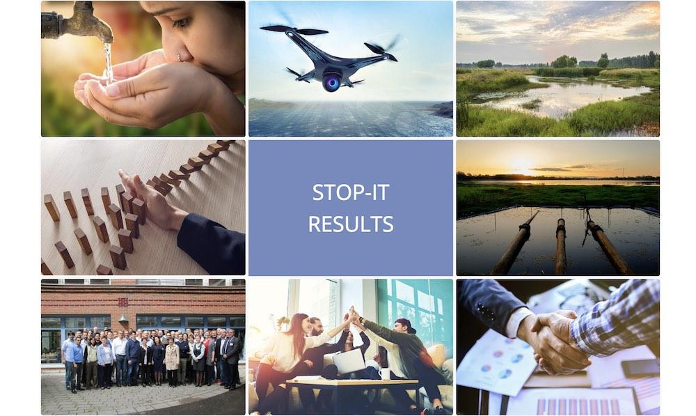 """Imagen """"STOP-IT"""" protegerá las infraestructuras hídricas críticas"""