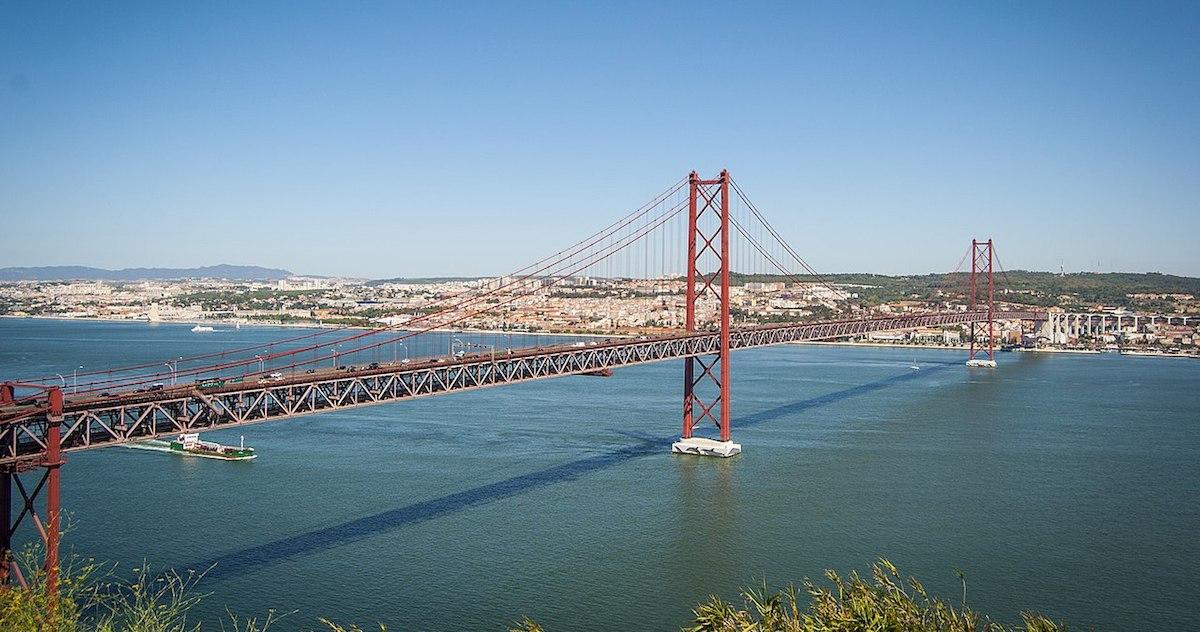 Imagen Sacyr rehabilita el puente más emblemático de Lisboa