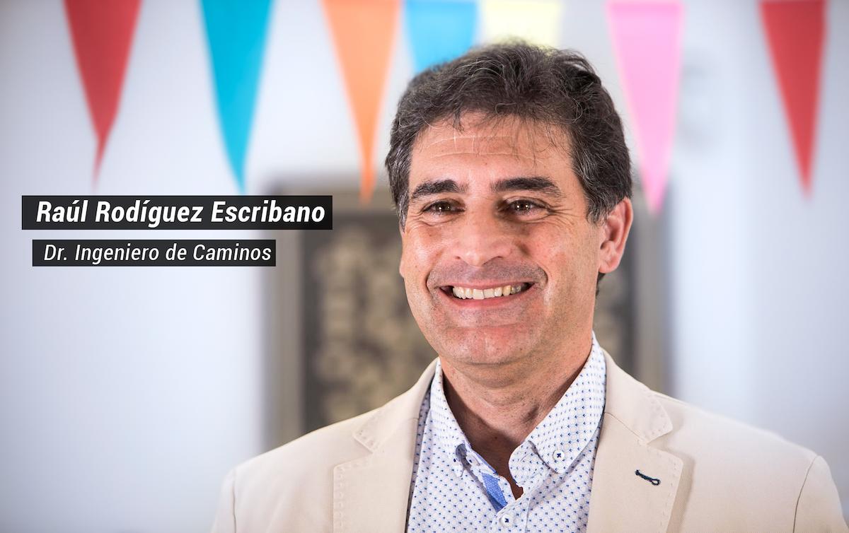 Imagen Conoce a Raúl Rodríguez Escribano, experto en patología y refuerzo de estructuras