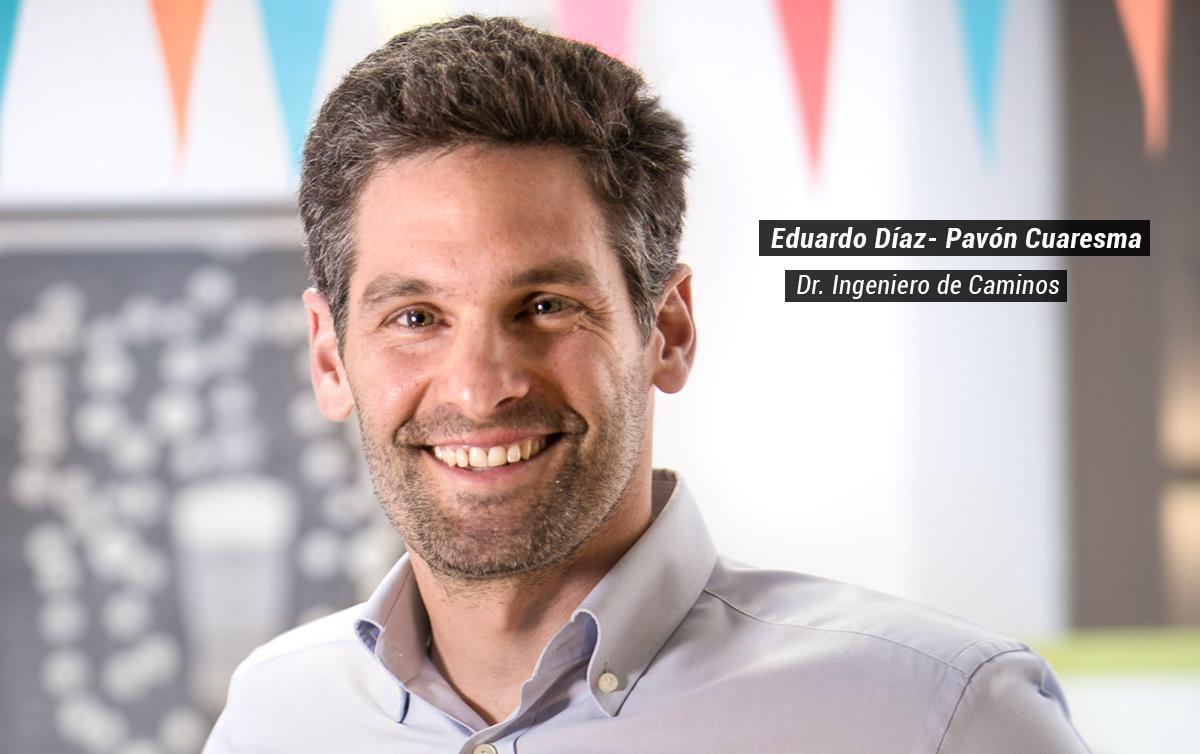 Imagen Conoce a Eduardo Díaz-Pavón, experto en rehabilitación y patología de estructuras